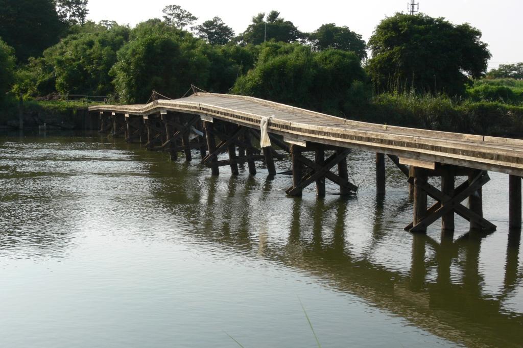 小貝川の沈下橋: 楽しい自然ウォ...
